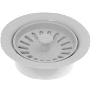 D9WH DEARBORN DISPOSER FLANGE ASSEMBLY WHITE COLOR