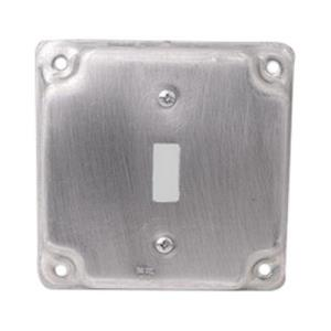 *620-408 DIVERSITECH SWITCH COVER PLATE FOR 1 TOGG