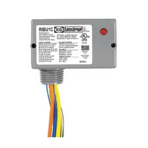 RIBU1C RIB PILOT ENCLOSED RELAY CONTROL 10 AMP SPD