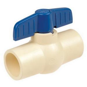 1-1/2inch NIBCO 4770 SXS FLOWGUARD CPVC BALL VALVE
