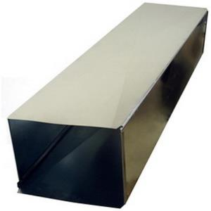 #400 12X8 48inch TRUNK DUCT S&D 400SD8X124