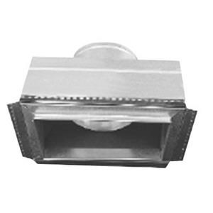 503-887 ACME (503) INSULATED CEILING BOX WITH FLAN