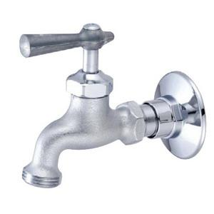 0006-H1/2H CENTRAL BRASS WALL MOUNT FAUCET HOT