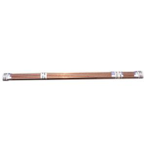 1inchx12foot S40 RED BRASS PIPE Priced per Foot -
