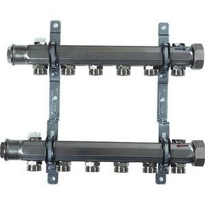 *6-OUTLETS STAINLESS MANIFOLD VALVELESS 16504 VIEG