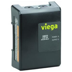18033 VIEGA PUMP AND BOILER RELAY 120VAC + INTERNA