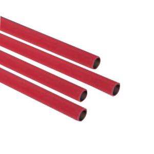 *1inchx20 LENGTH RED POTABLE PEX TUBING LEAD FREE