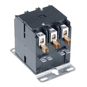 90-172 WHITE RODGERS 3 POLE CONTACTOR 208/240 VAC
