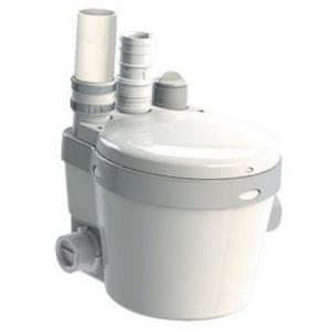 021 SANISWIFT GRAY WATER PUMP LAUNDRY SINK