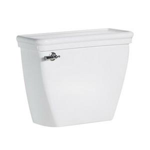 "American Standard 4077.014 Skyline Champion? 4 1.6 gpf Vitreous China 12"""""""" Rough-In Toilet Tank, Linen"