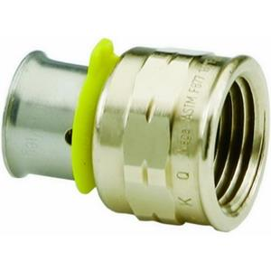 *81545 VIEGA BRONZE PEX PRESS FEMALE NPT ADAPTER -