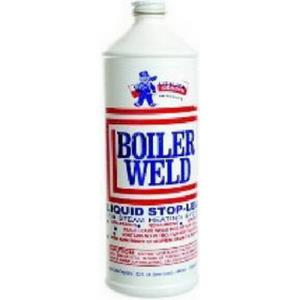 *15-1010 UTILITY BOILER WELD LIQUID STOP LEAK FOR