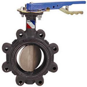 8inch LUG BUTTERFLY VALVE 200# DI NIBCO LD20003