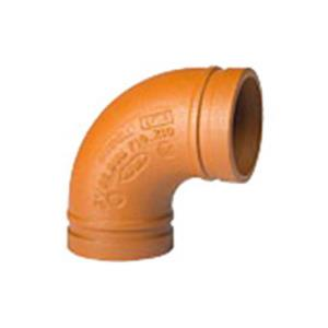 21030S GRINNELL 3inch MECHANICAL GROOVED 90 DEG EL