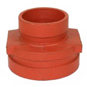 2502520S GRINNELL 2-1/2x2inch CAST CONCENTRIC REDU