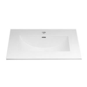 "212225-1-WH RONBOW KARA WHITE SINKTOP ONLY 25""W X"
