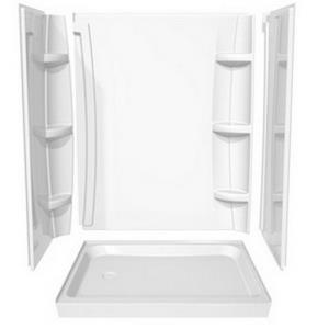 "105063-000-001 MAAX ACRYLIC WALL SET FOR 32"" BASE"