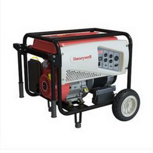 6039 HONEYWELL GENERAC 7500 WATT GAS POWERED PORTA