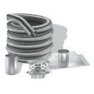 6DFA-35K SIMPSON-DURAVENT ALUMINMUM CHIMNEY LINER