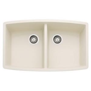 440070 BLANCO PERFORMA SILGRANIT II DOUBLE BOWL -