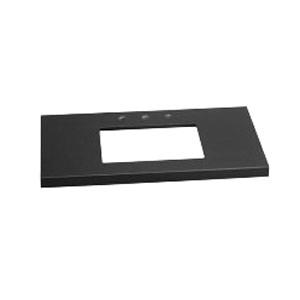 366637-1-Q02 RONBOW WIDE APPEAL BROAD BLACK SINGLE